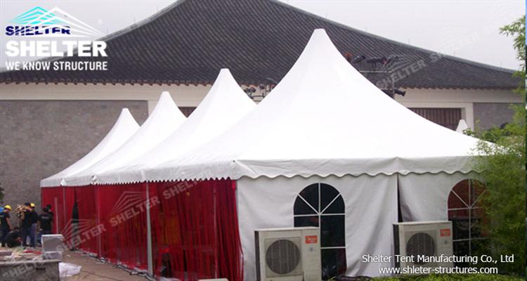 gazebo wedding tent