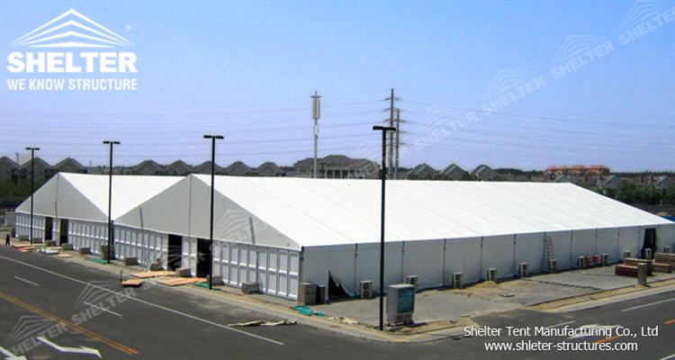 Warehouse Tent,Trade Show Tent