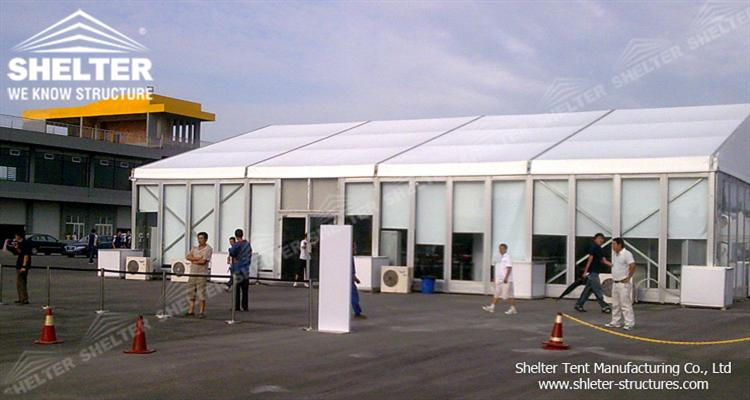 luxury exhibition tents