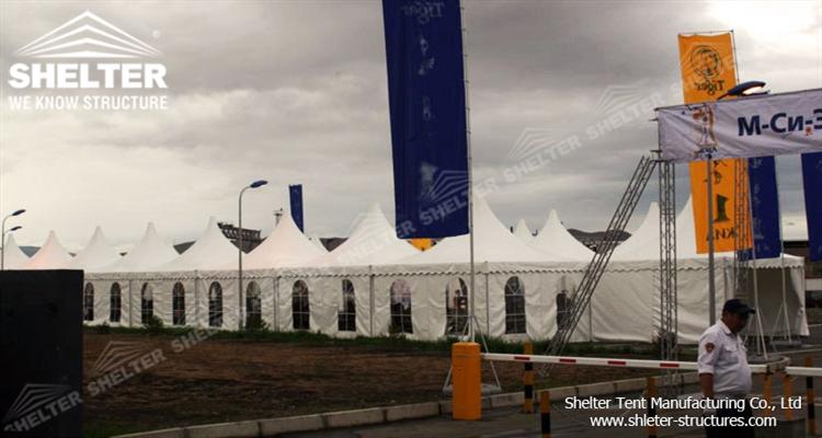 pagoda tents for party