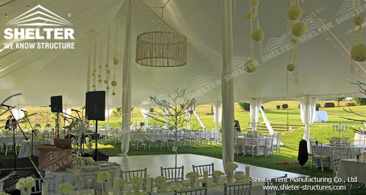 used wedding and party tents